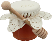 vasetti miele mignon segna posto